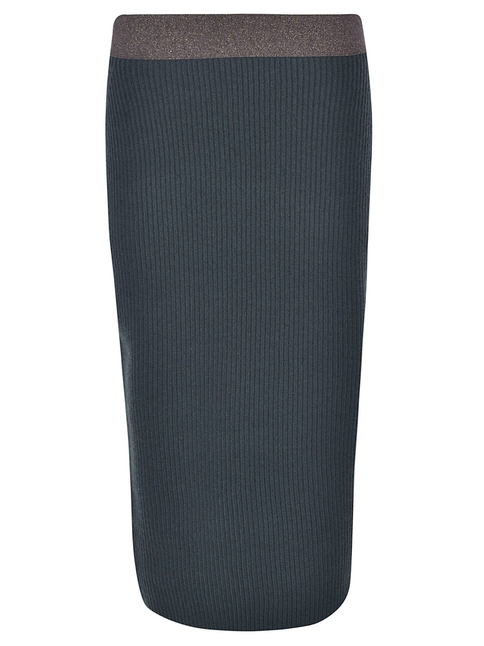 Fabiana Filippi Knitted Skirt