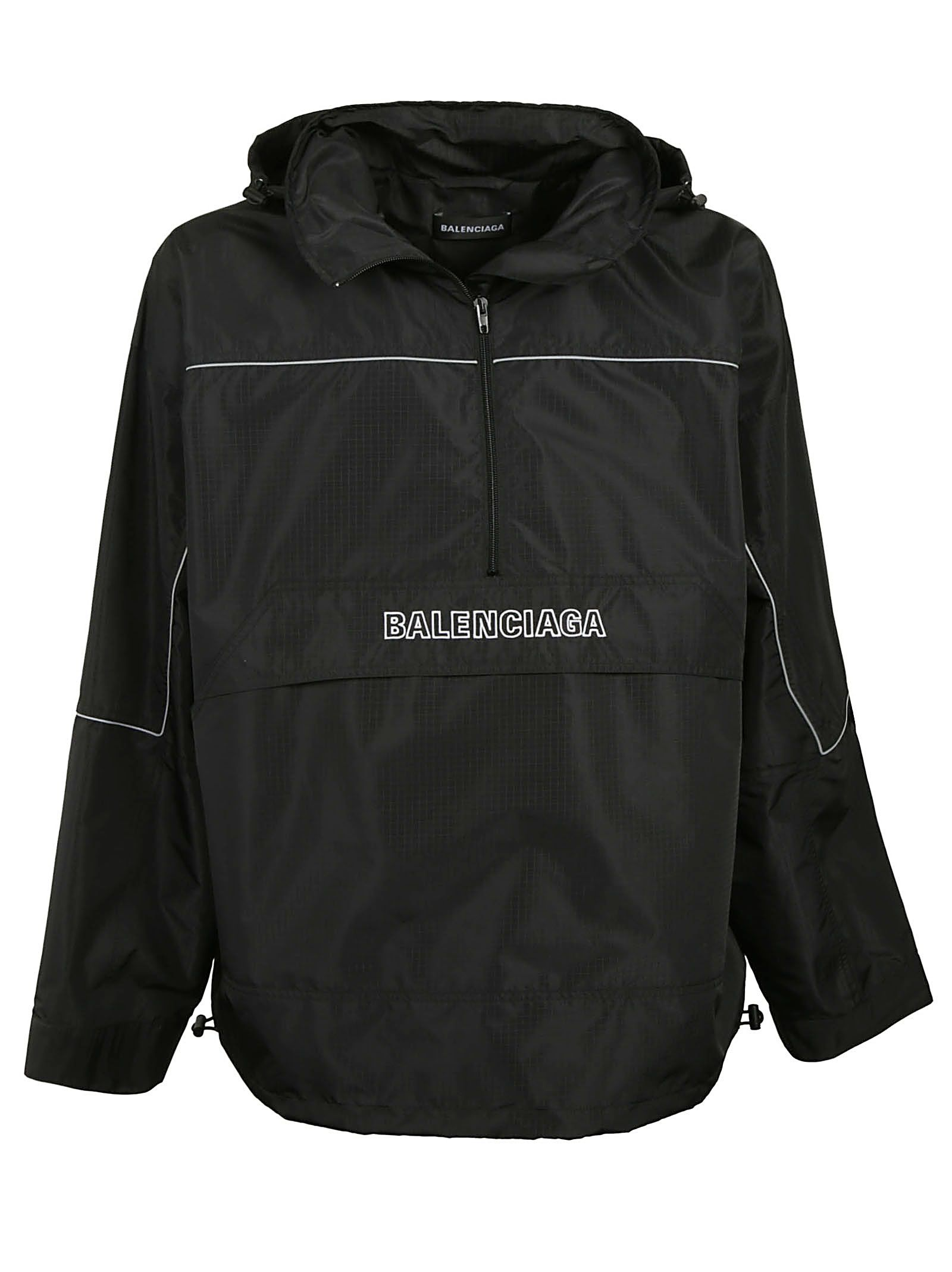 Balenciaga Zipped Jacket