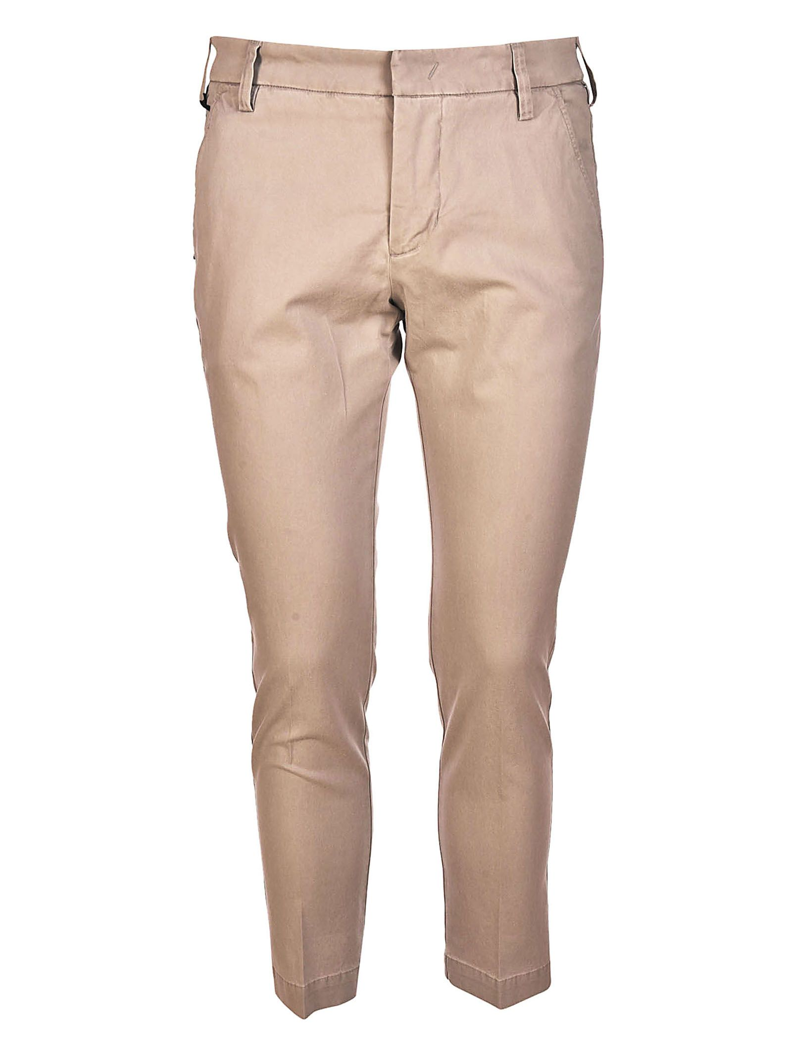 Entre Amis Cropped Trousers