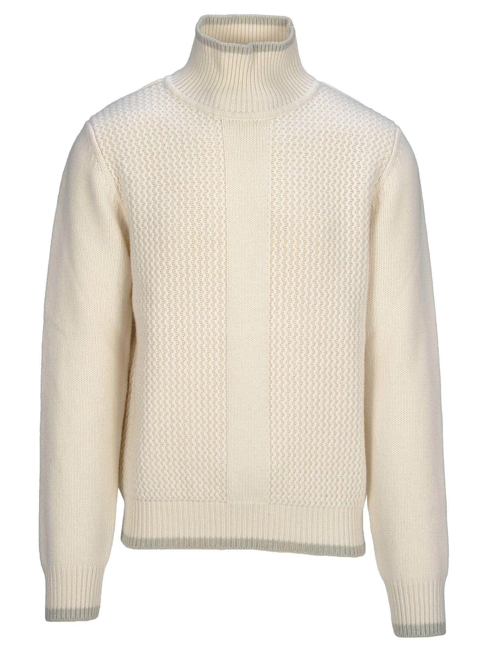 Salvatore Ferragamo Knit High Neck