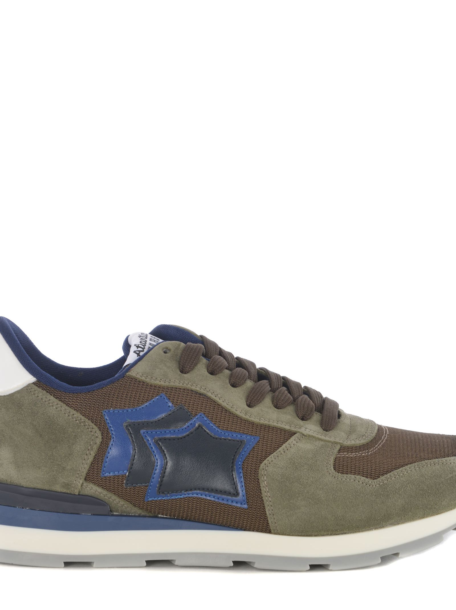Atlantic Stars Star Lace Up Sneakers