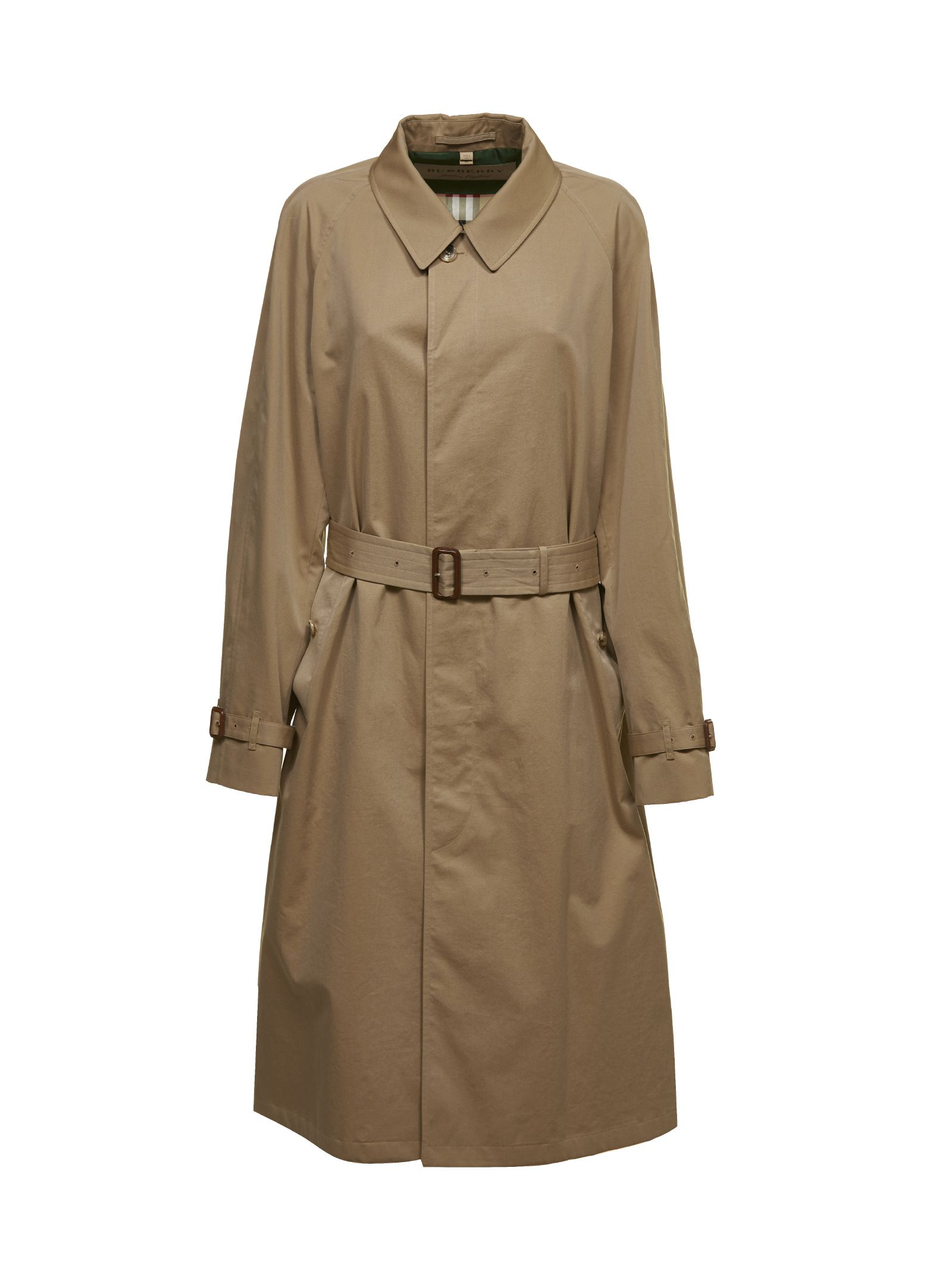 burberry -  Gabardine Car Coat