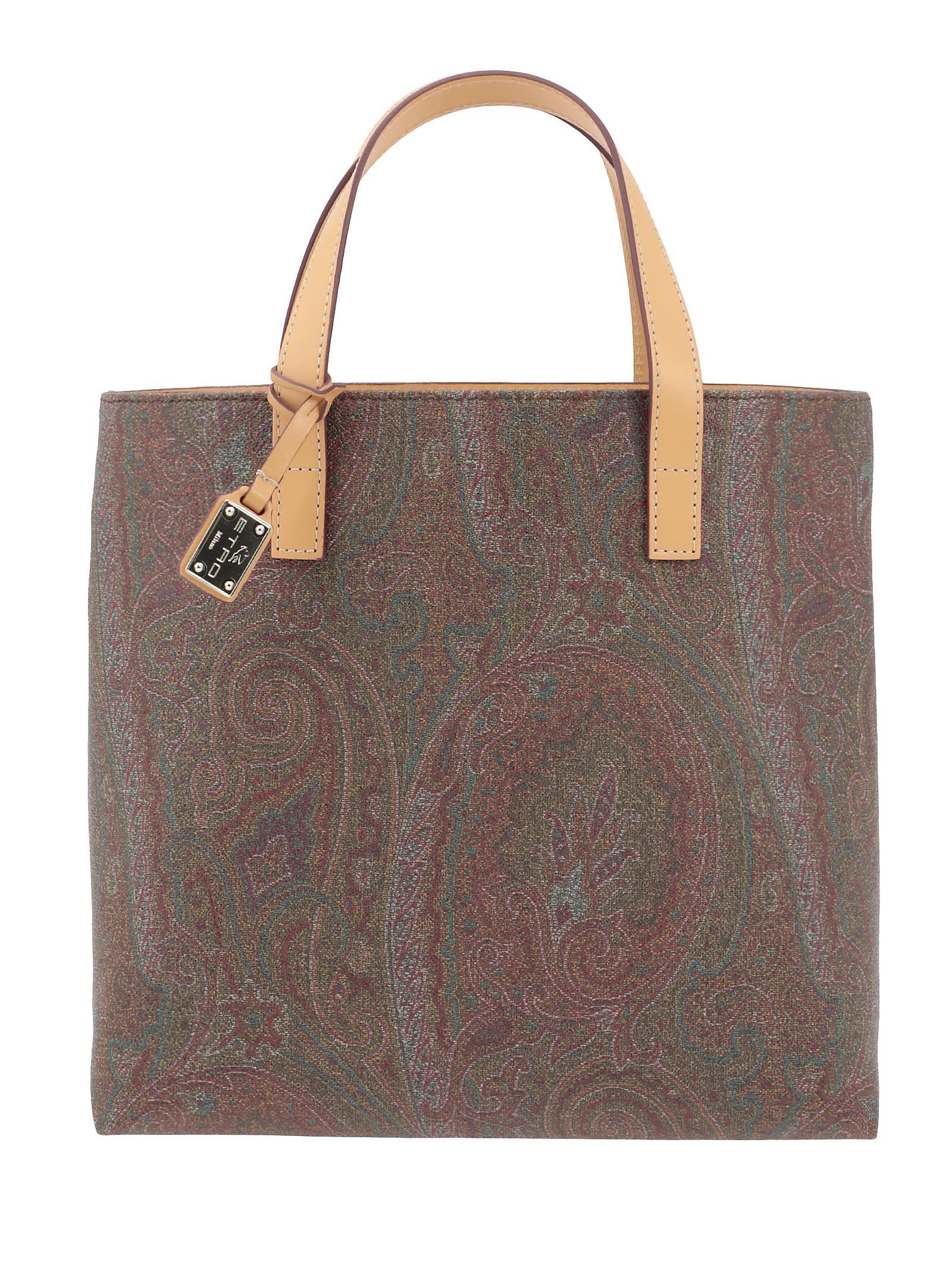 Etro Paisley Patterned Bag