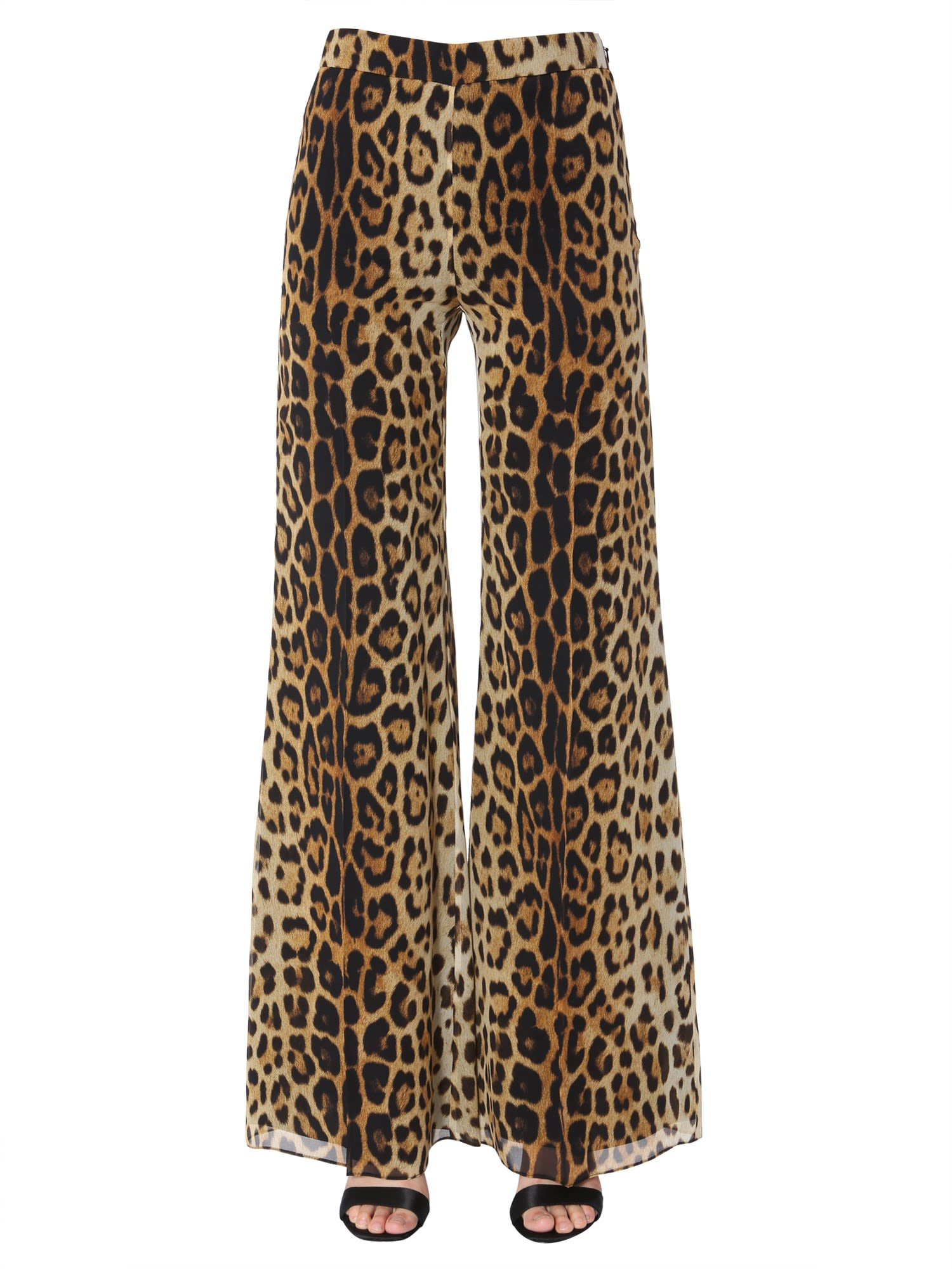 Moschino Silk Trousers