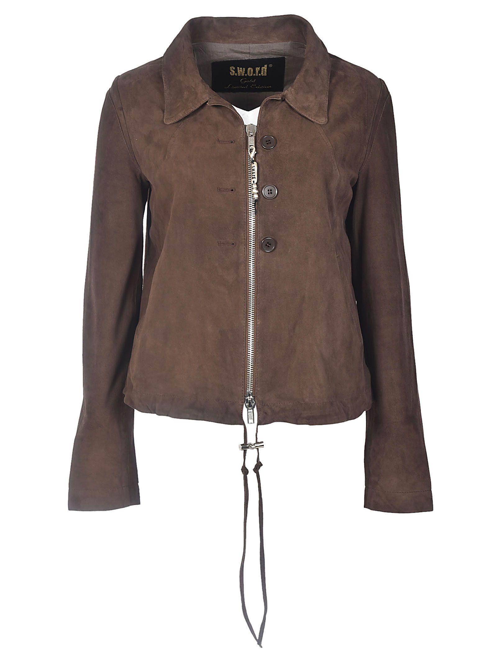 S.w.o.r.d Button Detail Jacket