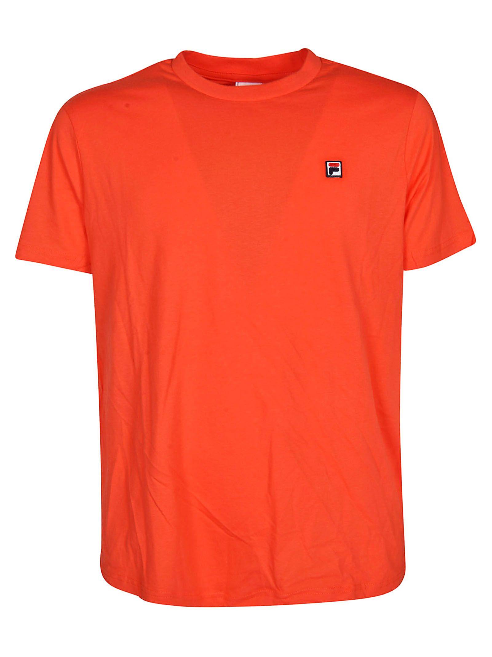 Fila Embroidered Logo T-shirt