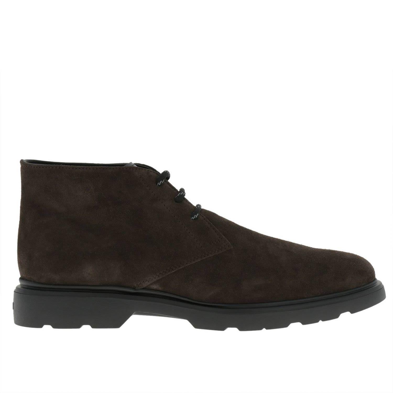 Hogan Chukka Boots Shoes Men Hogan