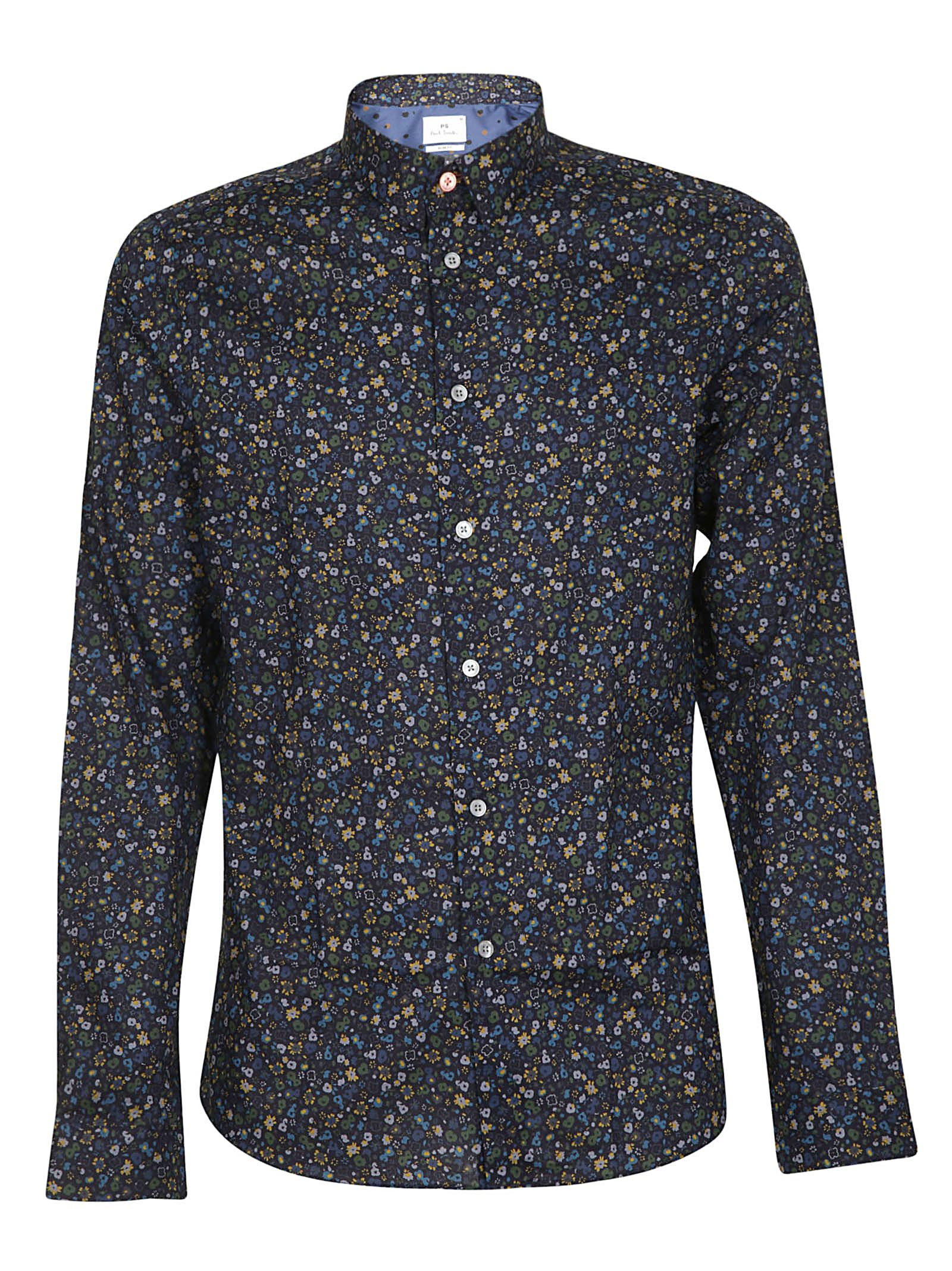 Paul Smith Floral Shirt