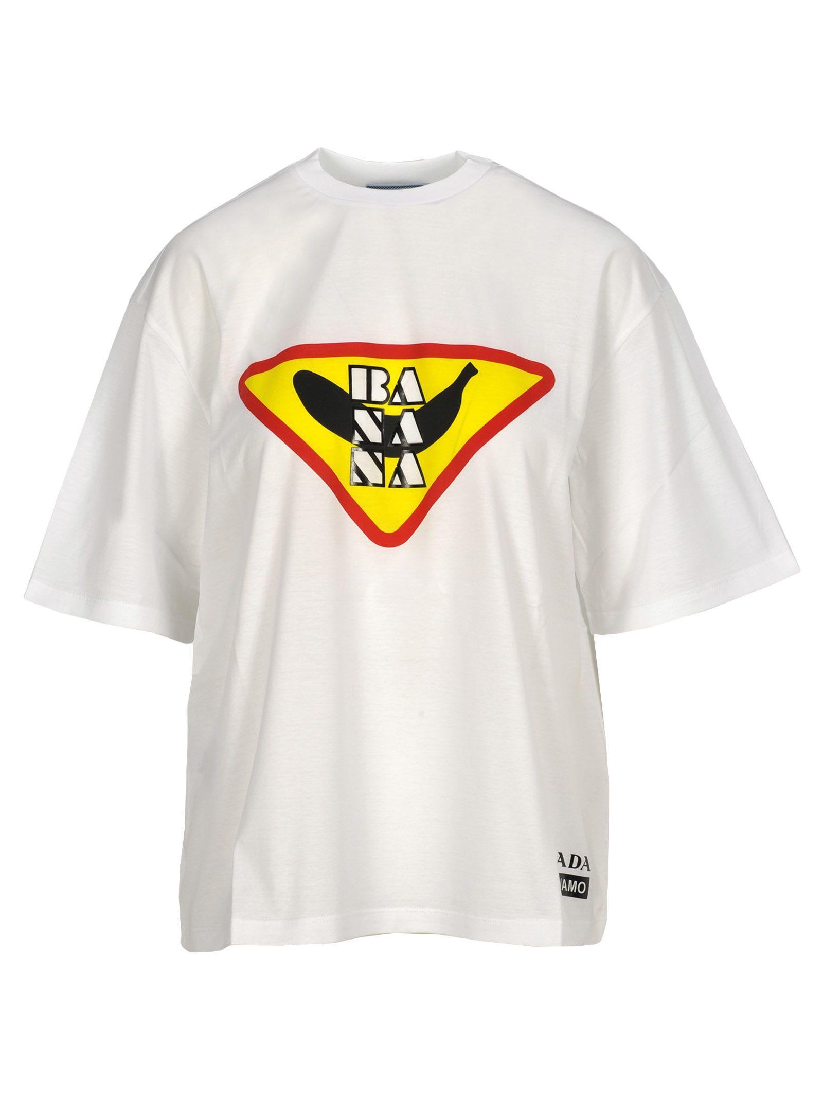 Prada Tshirt Banana