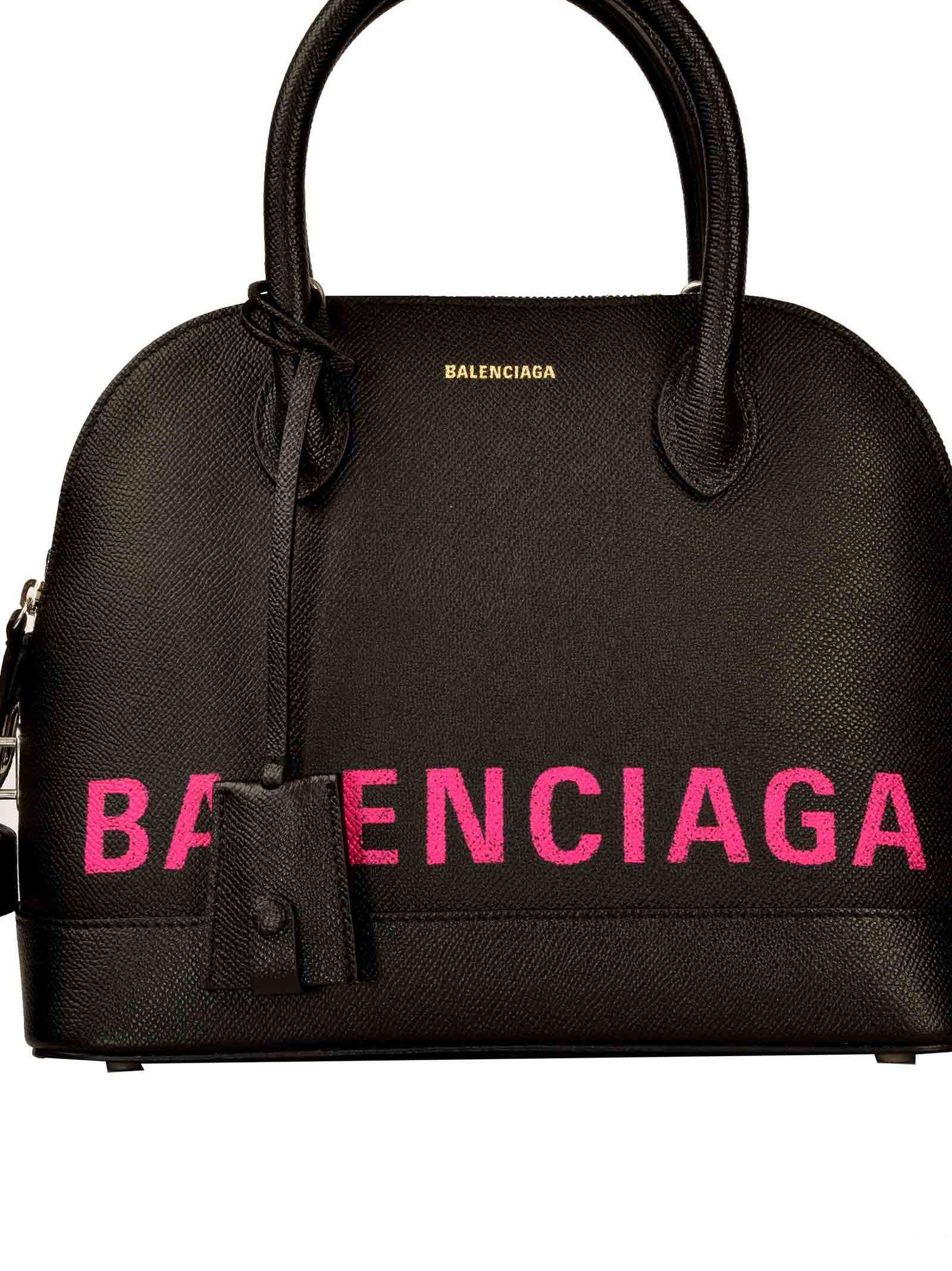 Balenciaga Small Ville Shoulder Bag