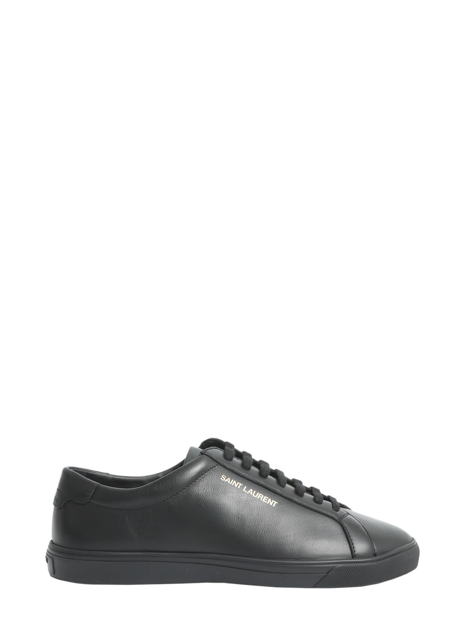 saint laurent -  Andy Low-cut Sneaker
