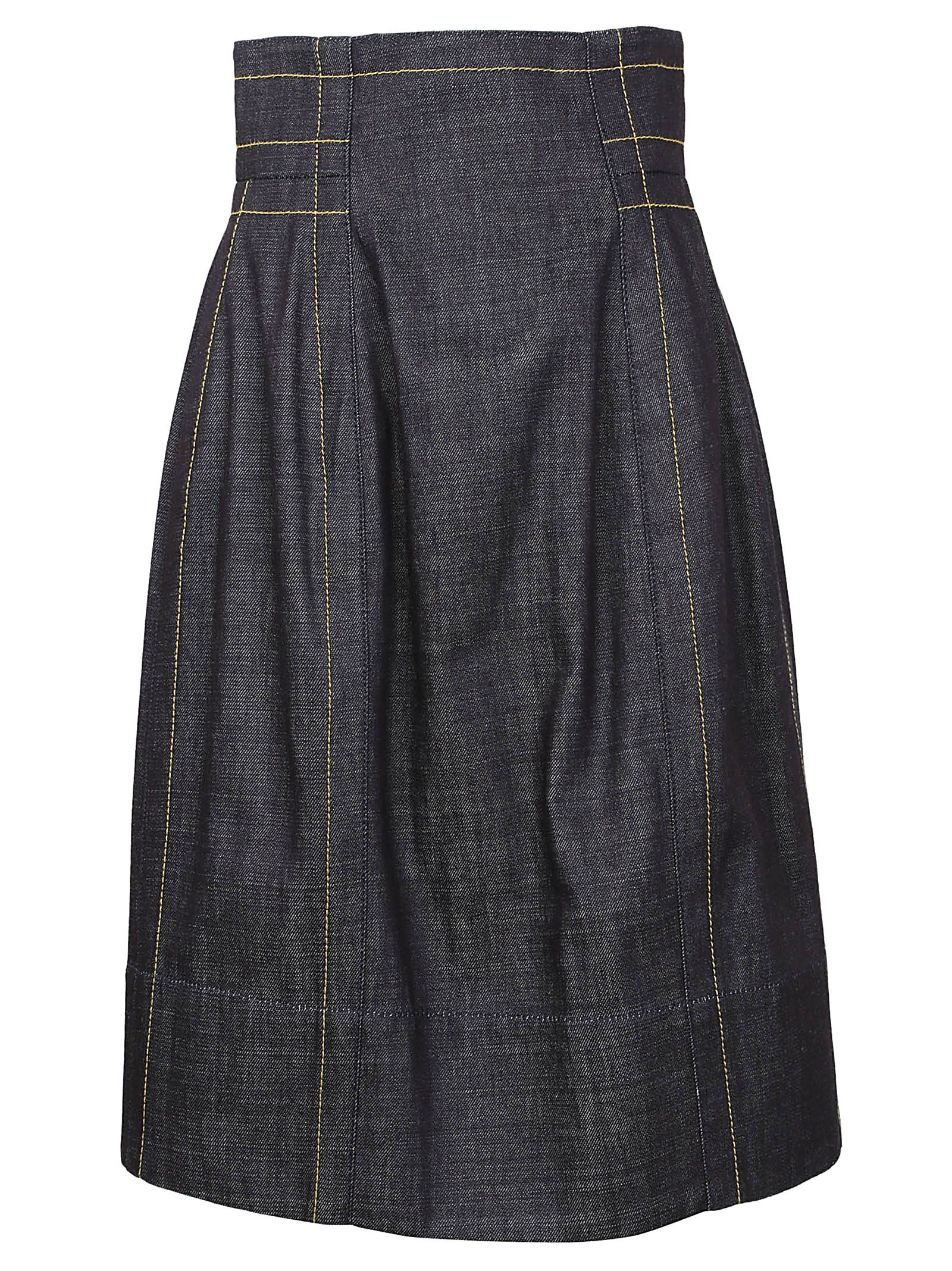 Marni High Waisted Skirt