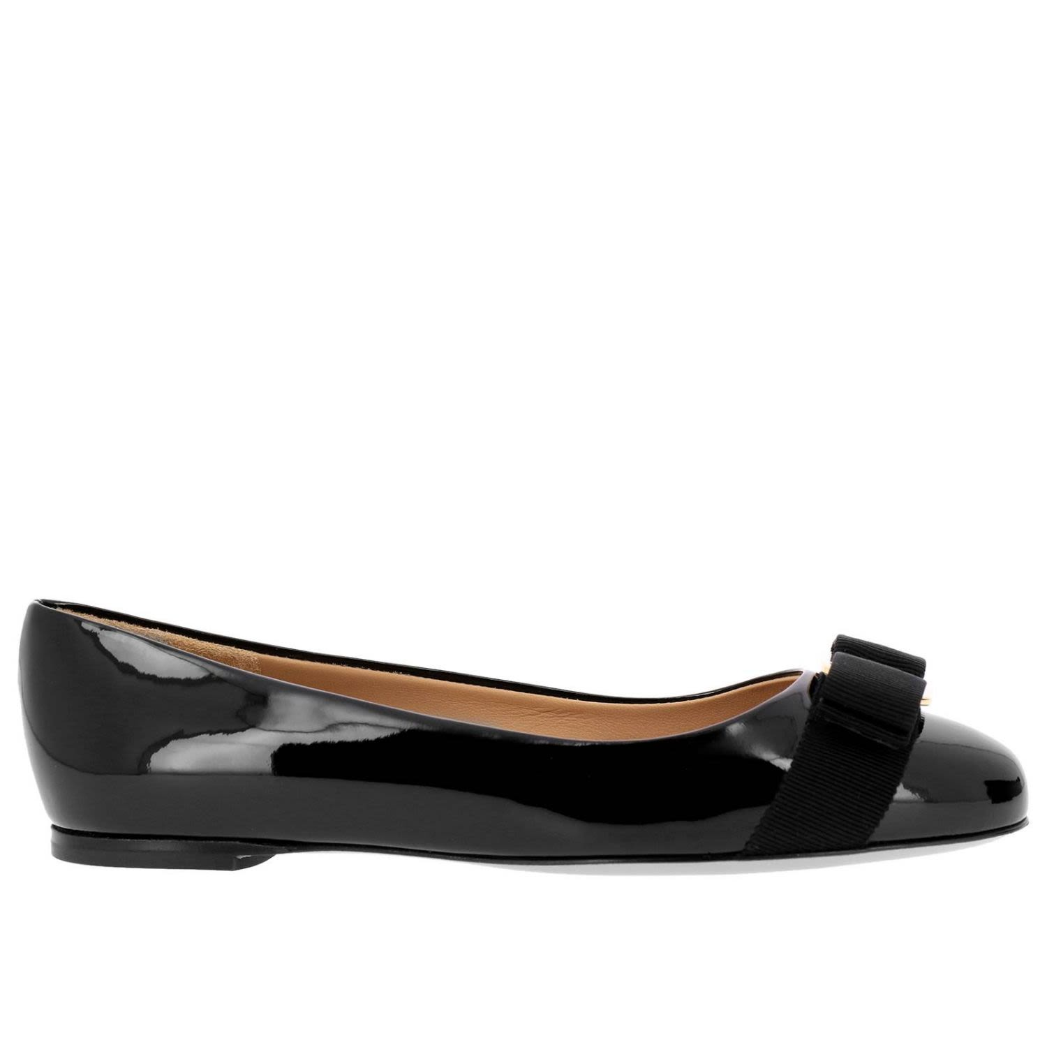Salvatore Ferragamo Ballet Flats Shoes Women Salvatore Ferragamo