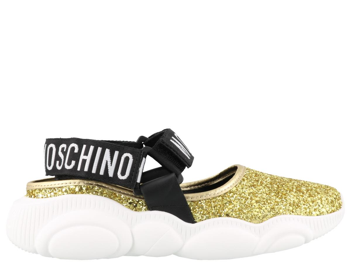Moschino Teddy Shoes