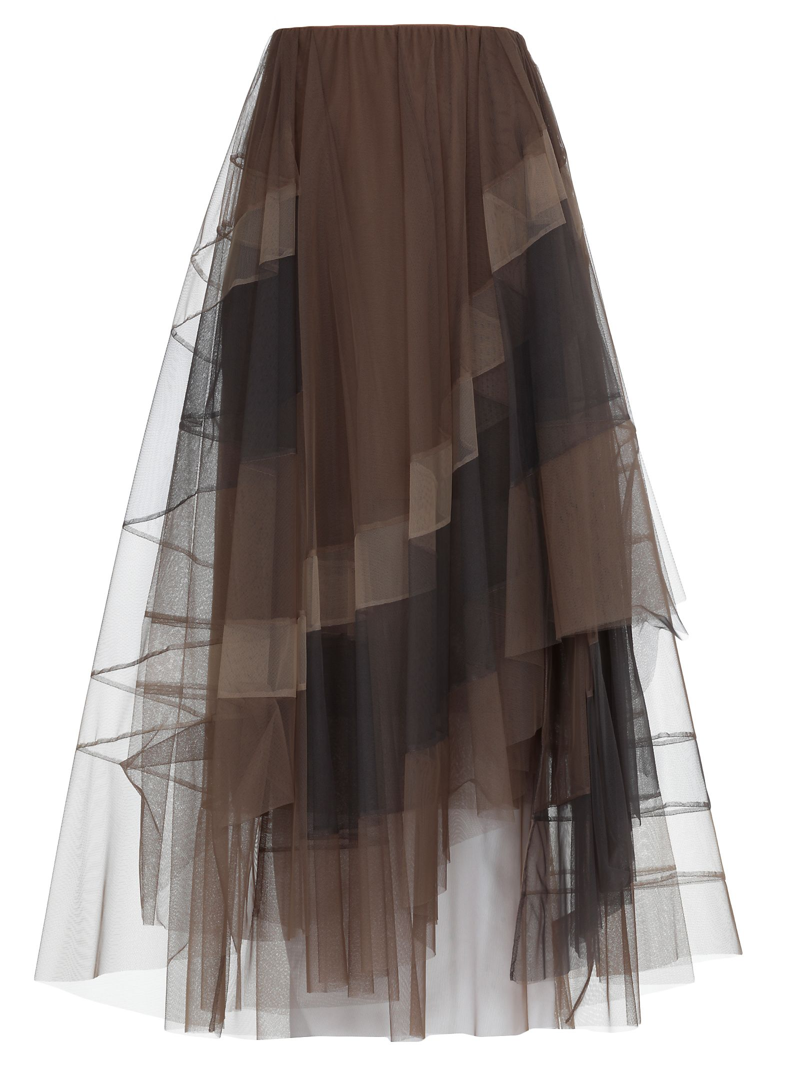 Brunello Cucinelli Tulle Skirt