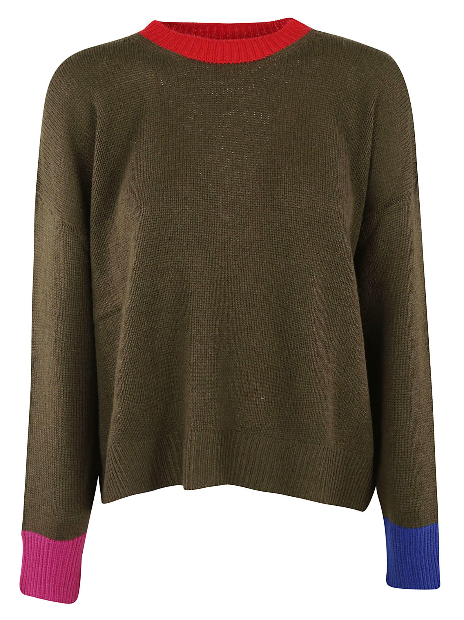 Marni Color-block Sweater