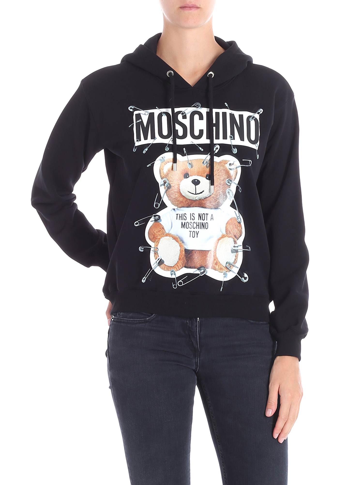 Moschino Cotton Sweatershirt