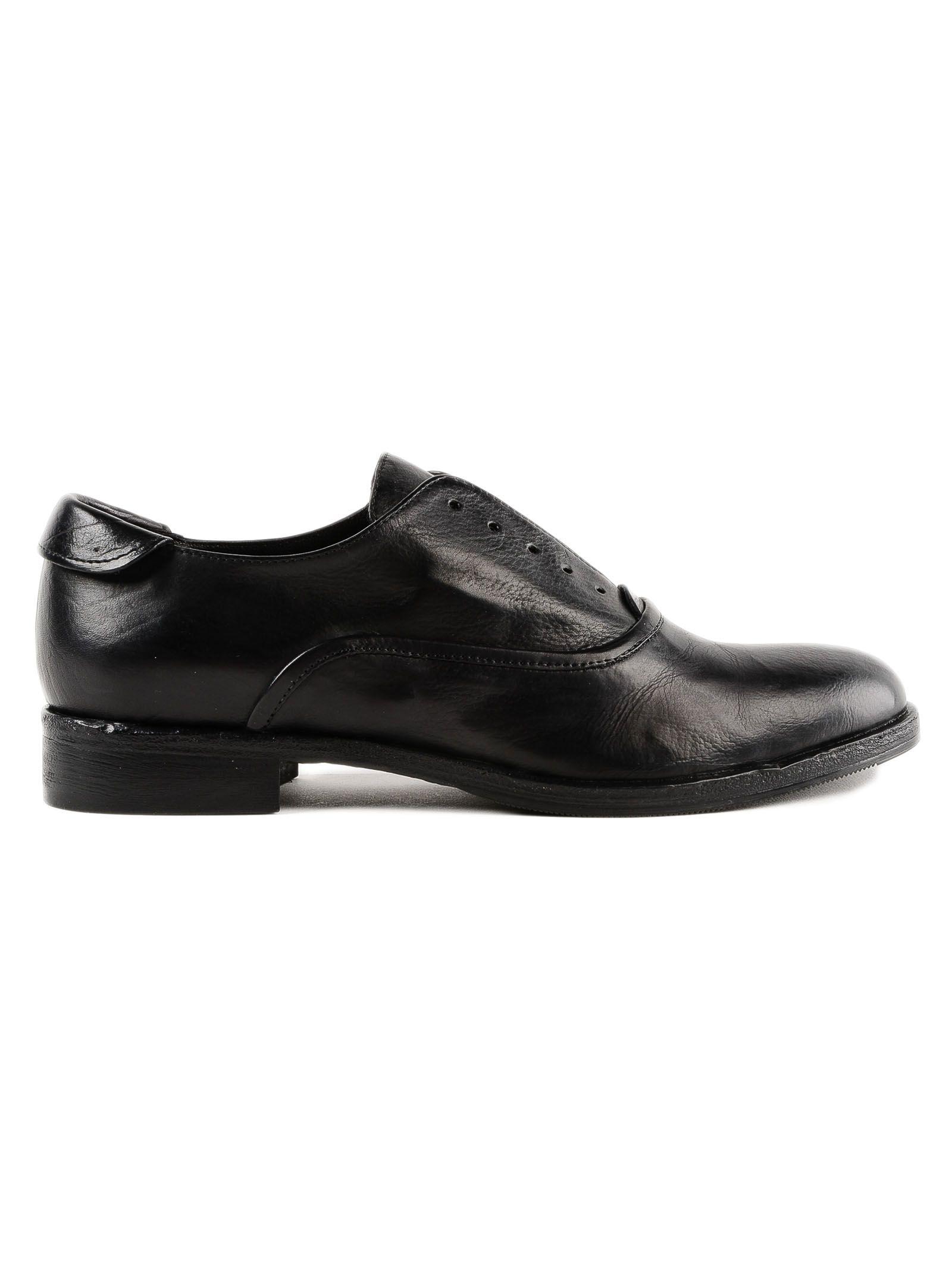 Twin Set Laceless Oxford Shoes