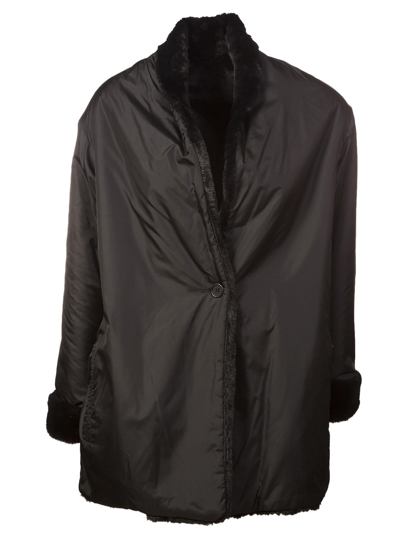Aspesi Oversized Reversible Jacket