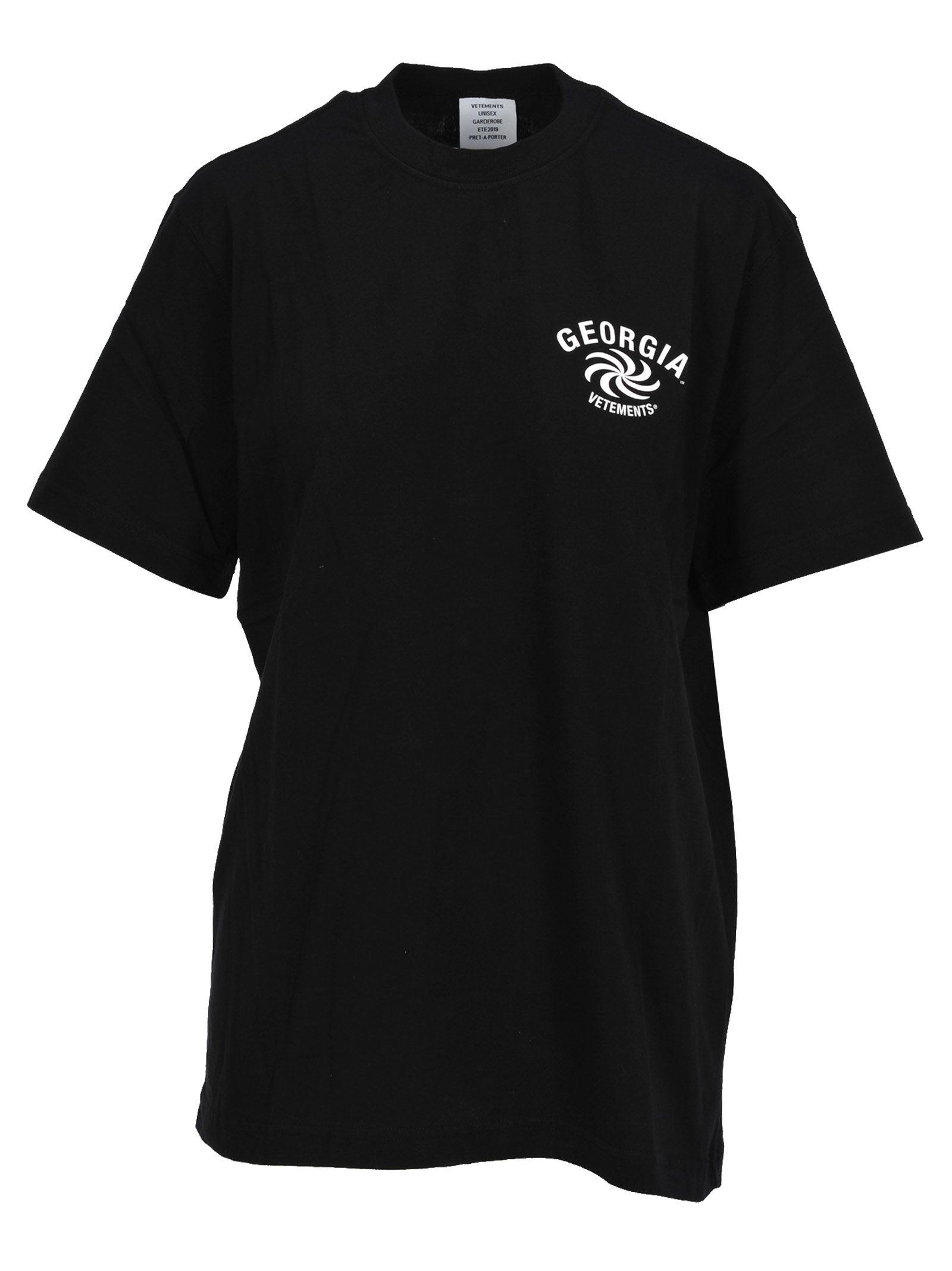 Vetements Georgian T-shirt