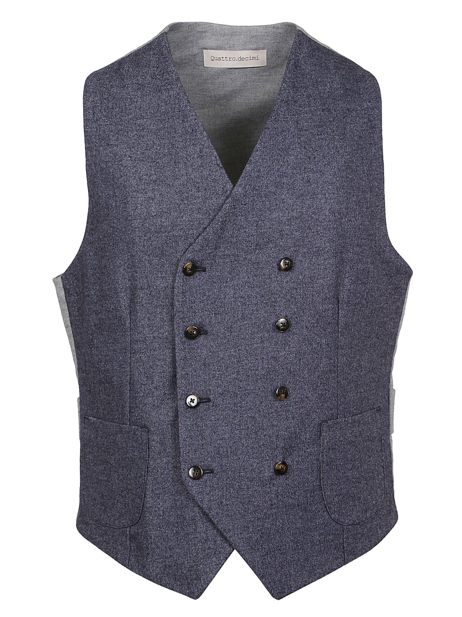 Briglia Double Breasted Vest