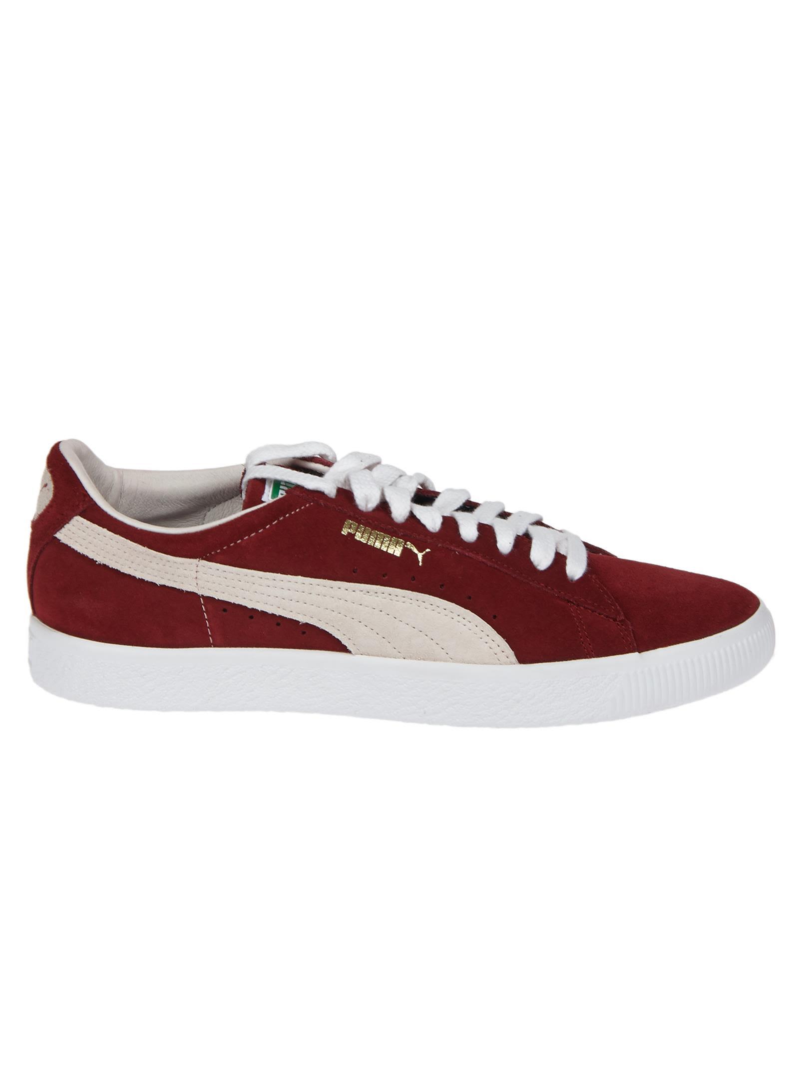 Puma Pomegranate Whisper Sneakers