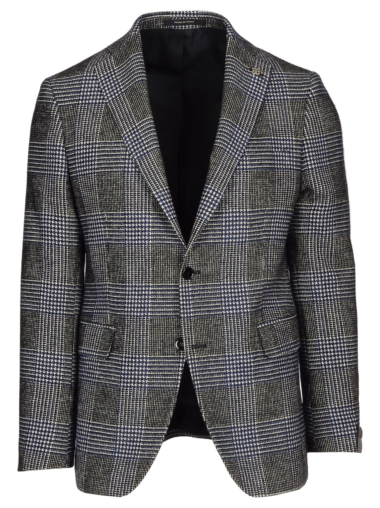 Tagliatore Cotton And Wool Jacket