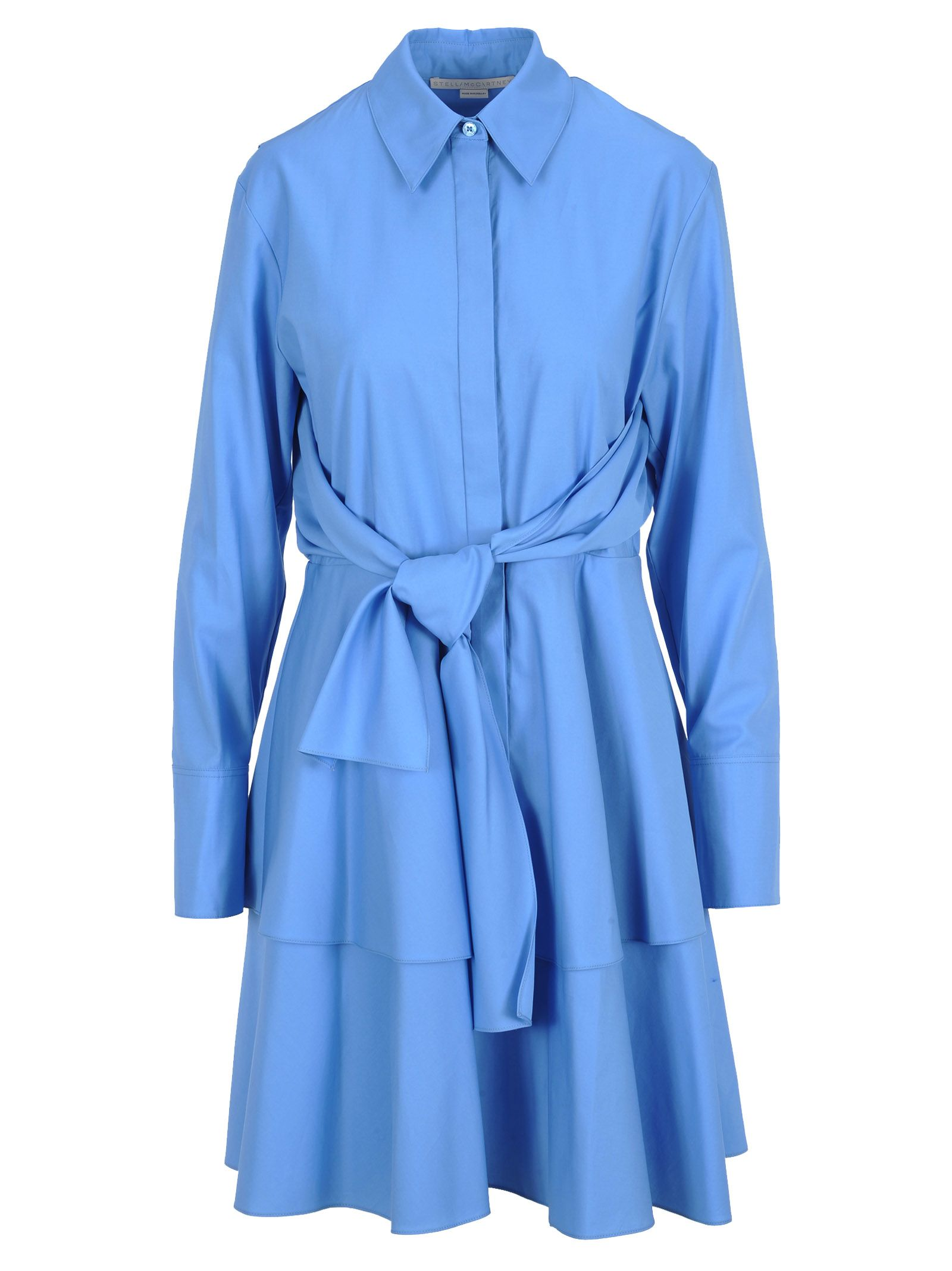 Stella Mccartney Dress Camicia Volant