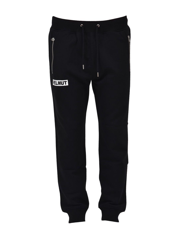 Helmut Lang Black Jogging Pants