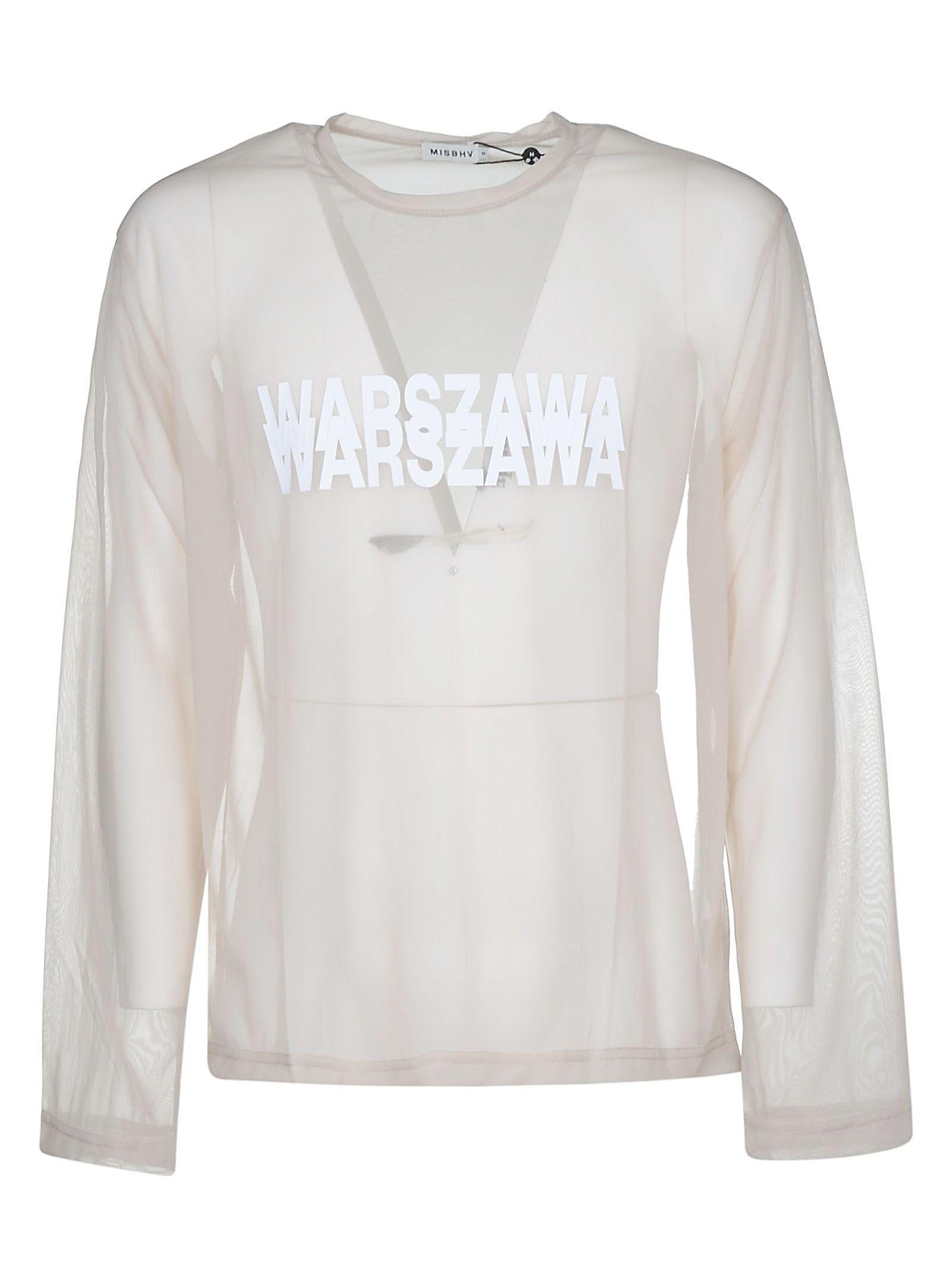 Misbhv Warszawa Sweatshirt