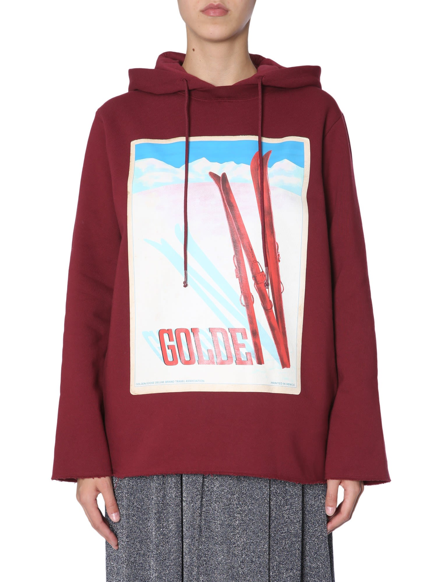 golden goose -  Furka Sweatshirt With Hood
