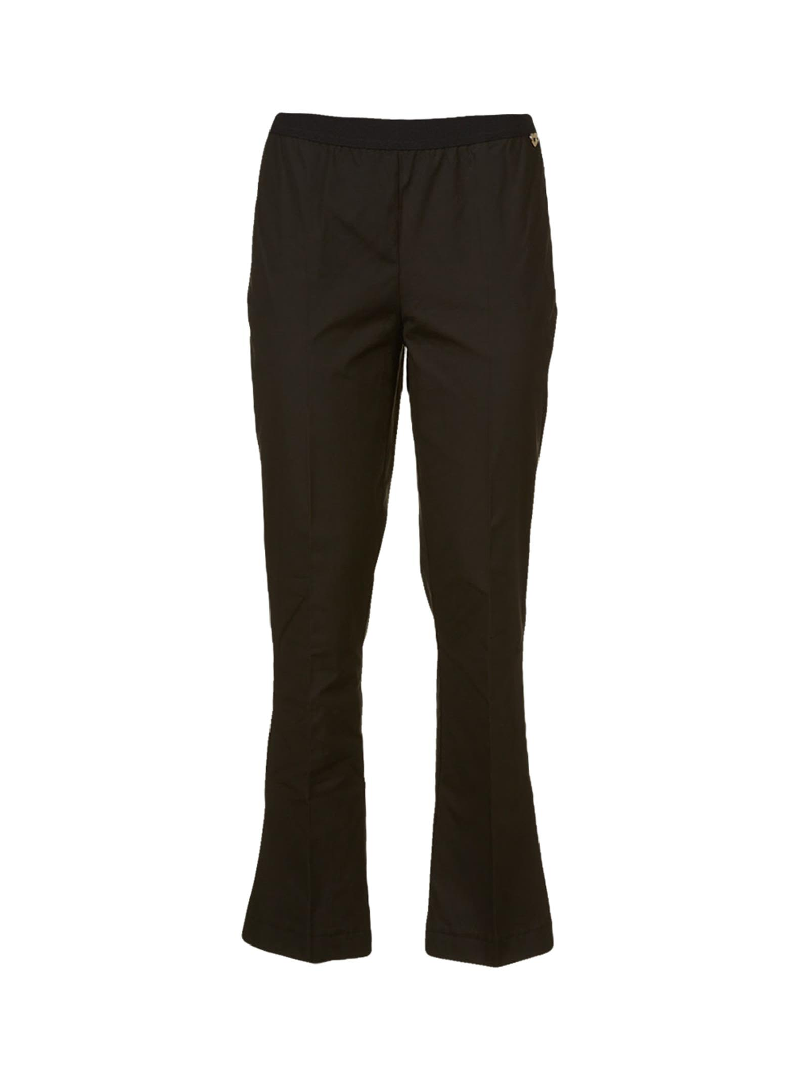 Twinset Flared Cropped Trousers