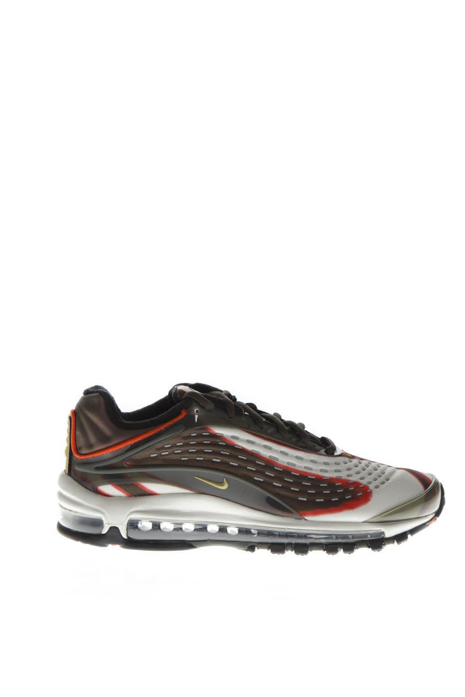 Nike Multicolor Mesh Air Max Deluxe Sneakers