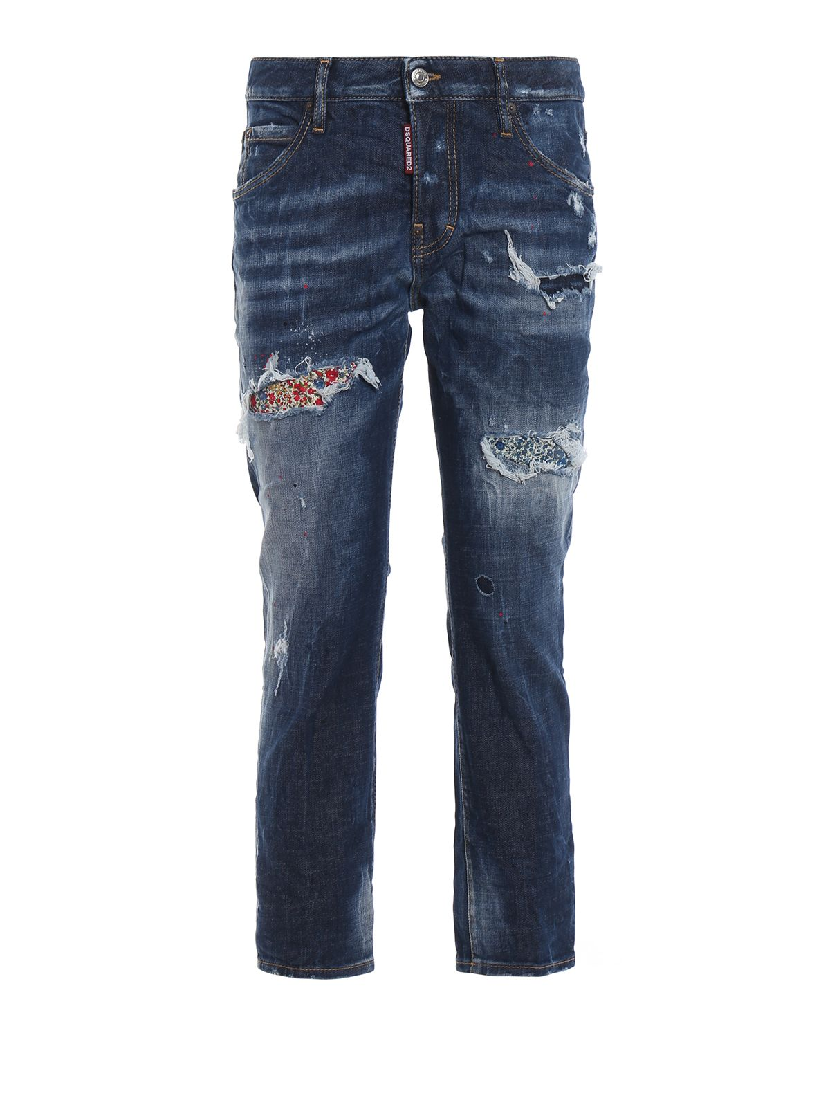 Dsquared2 Cool Girl Distressed Jeans