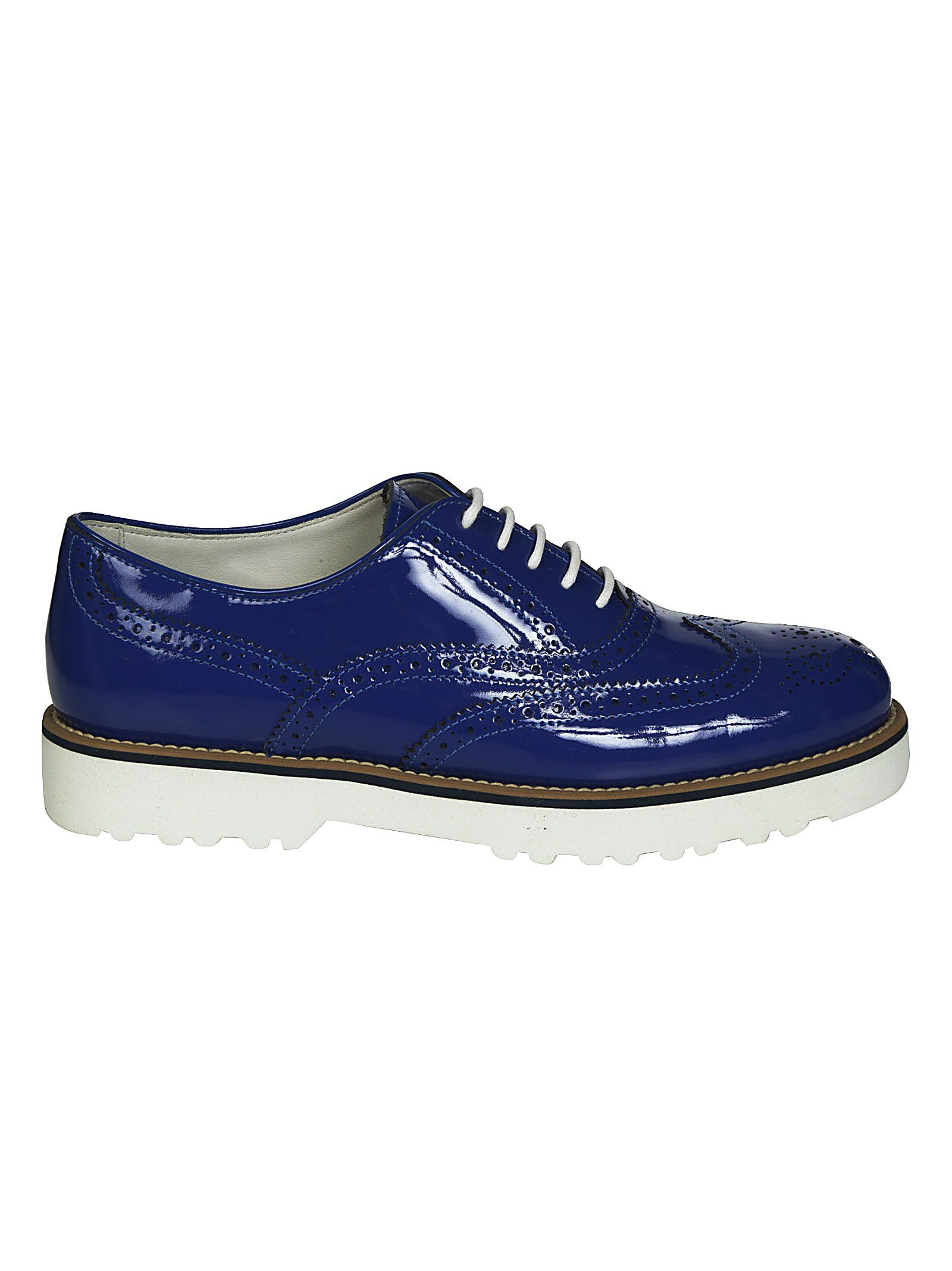 Hogan Lace-up Brogue Shoes