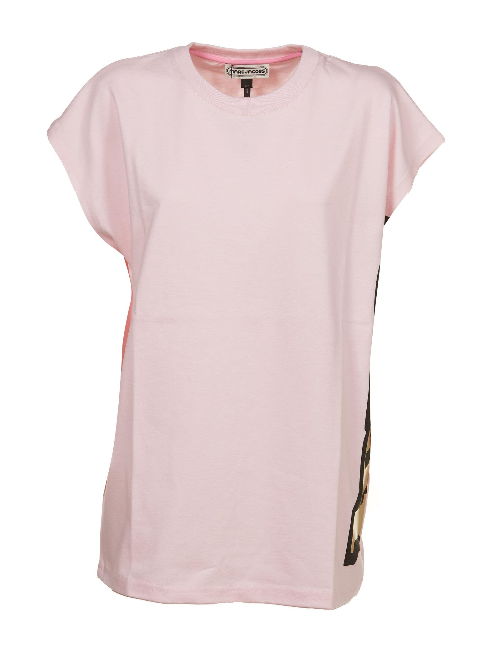 Marc Jacobs Side Print T-shirt