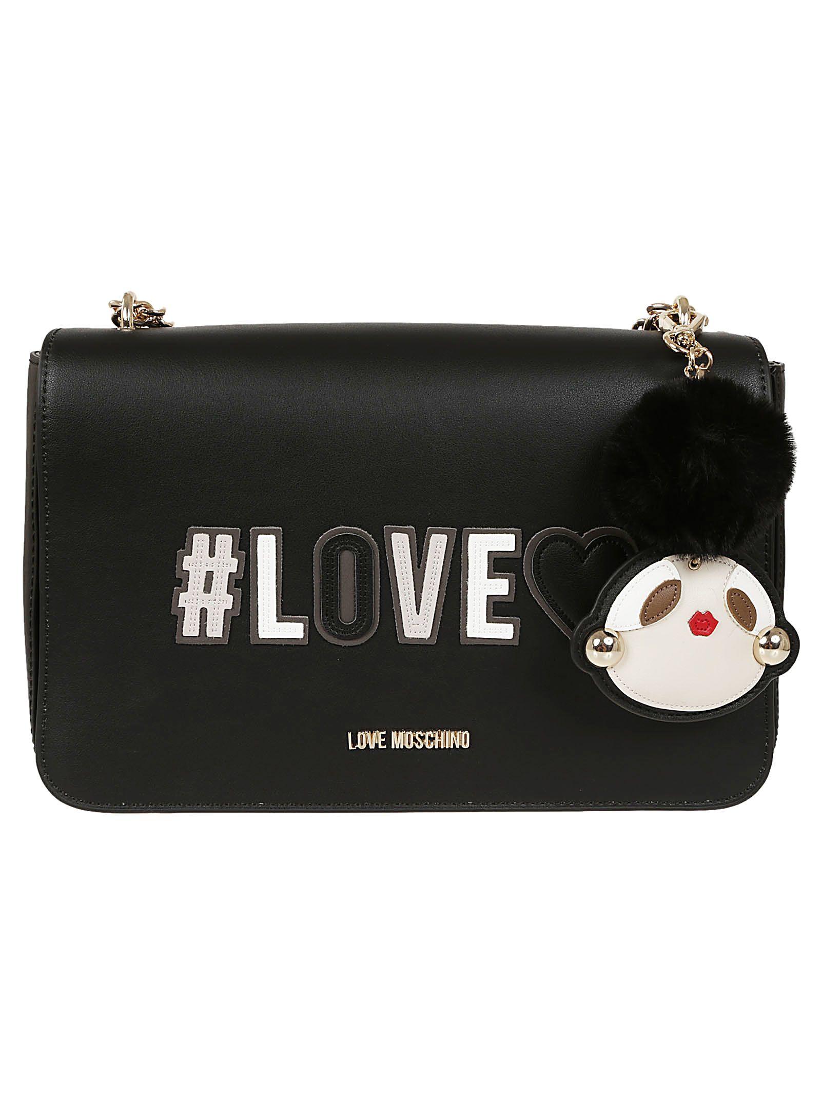 Love Moschino Charm Bag