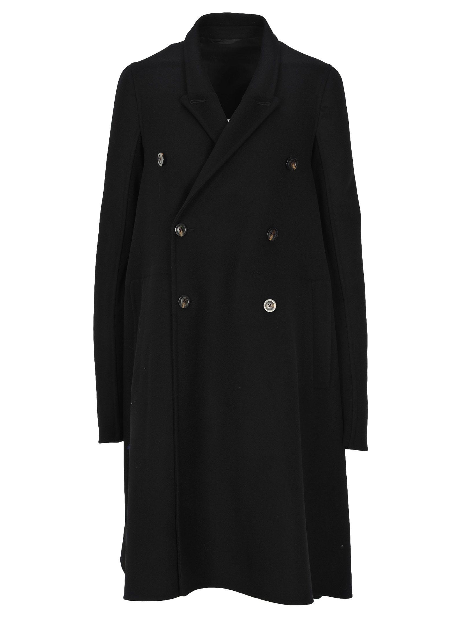 Rick Owens Jmf Faun Coat