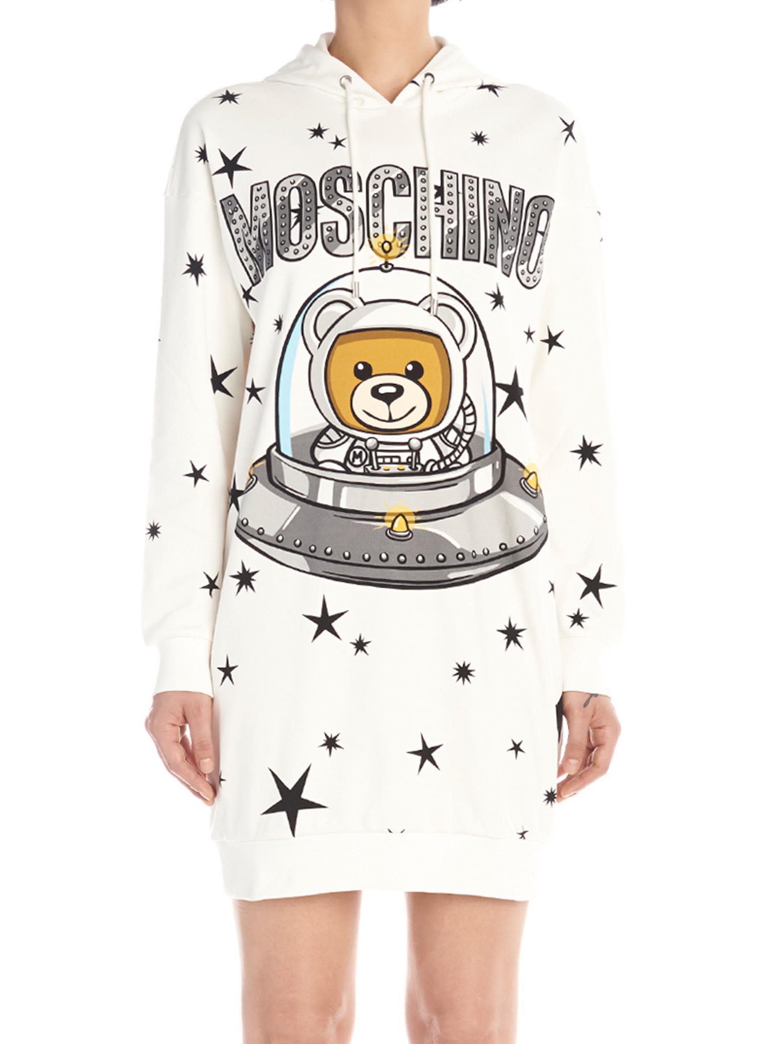 Moschino 'teddy Ufo' Dress