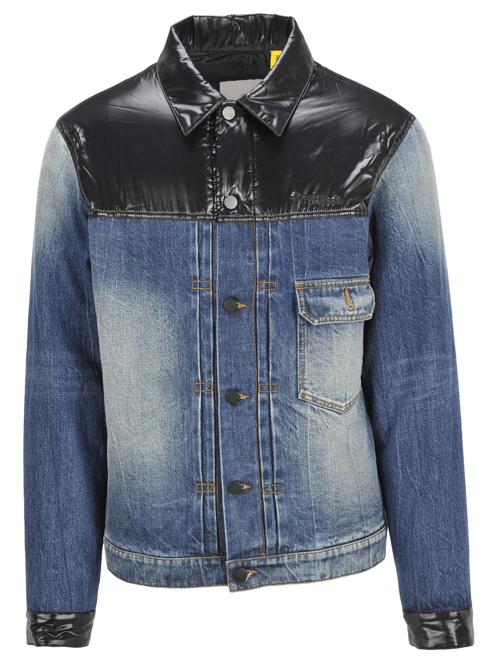 Moncler Fragment Denim Jacket Shady