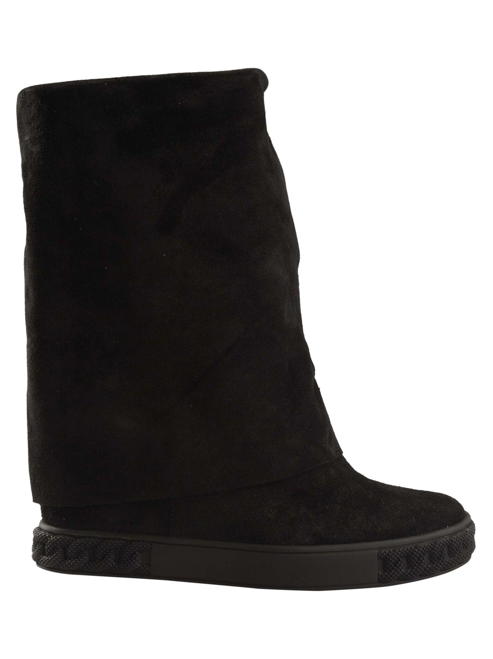 Casadei Chain Motif Boots