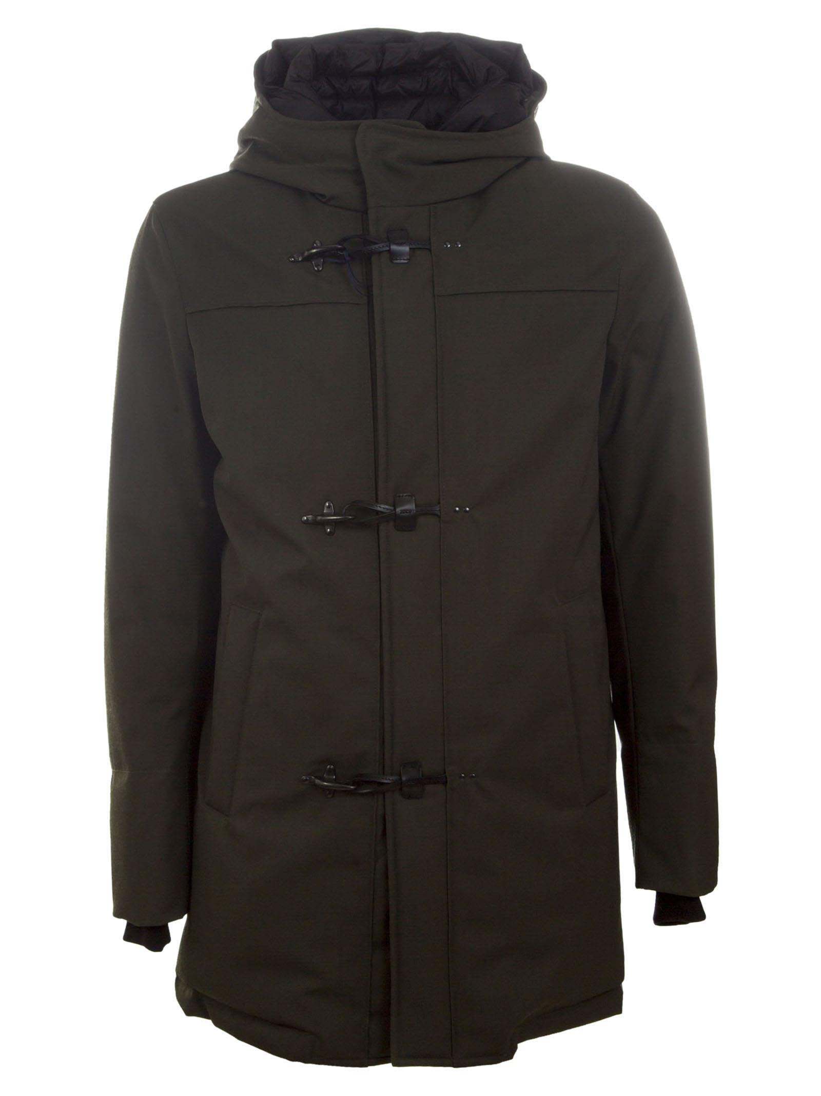 Fay Padded Duffle Coat