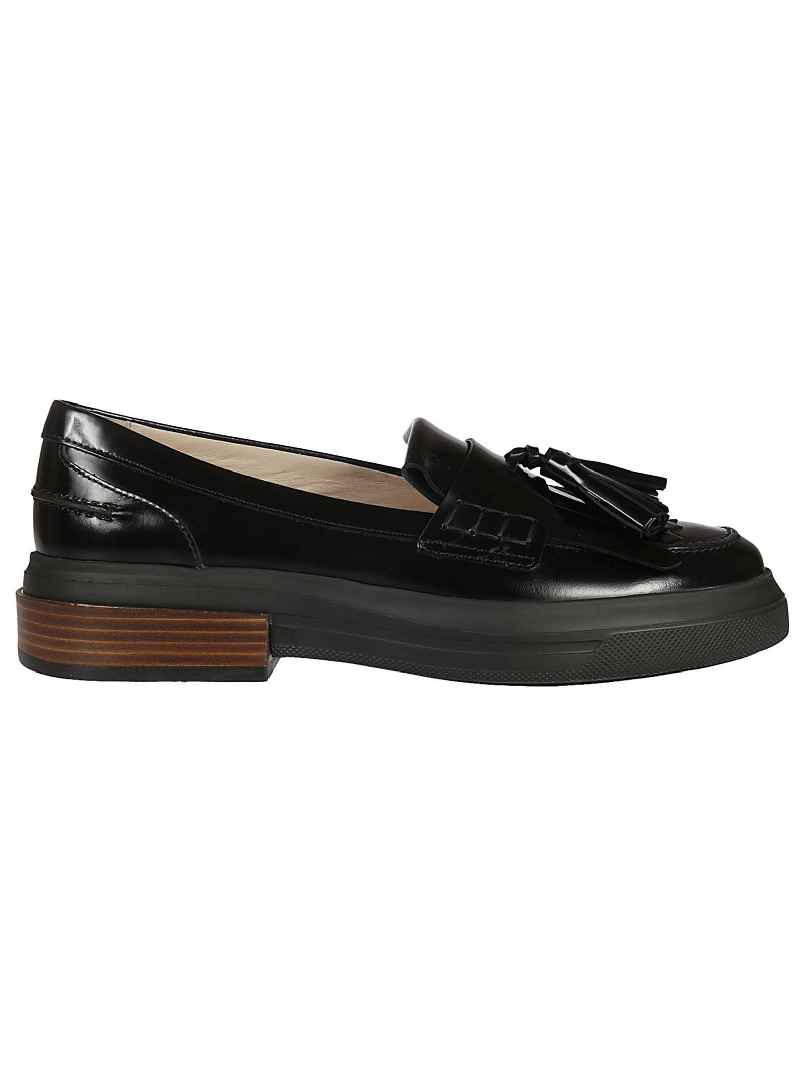 Tod's Tassel Detailed Loafers