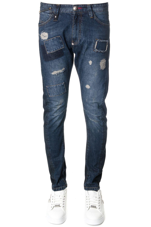 Philipp Plein Doctor Jones Denim Jeans