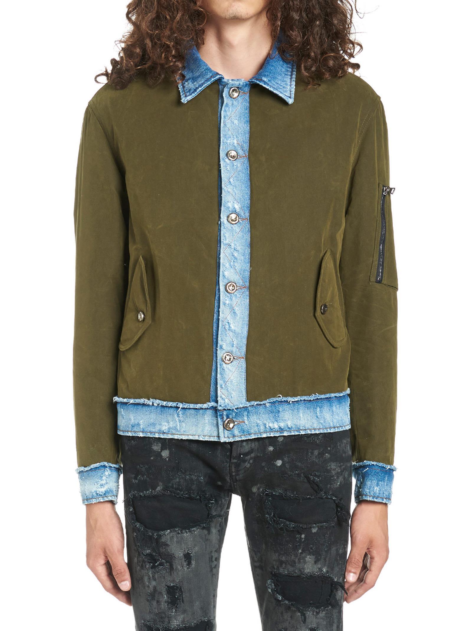 Overcome 'military' Jacket