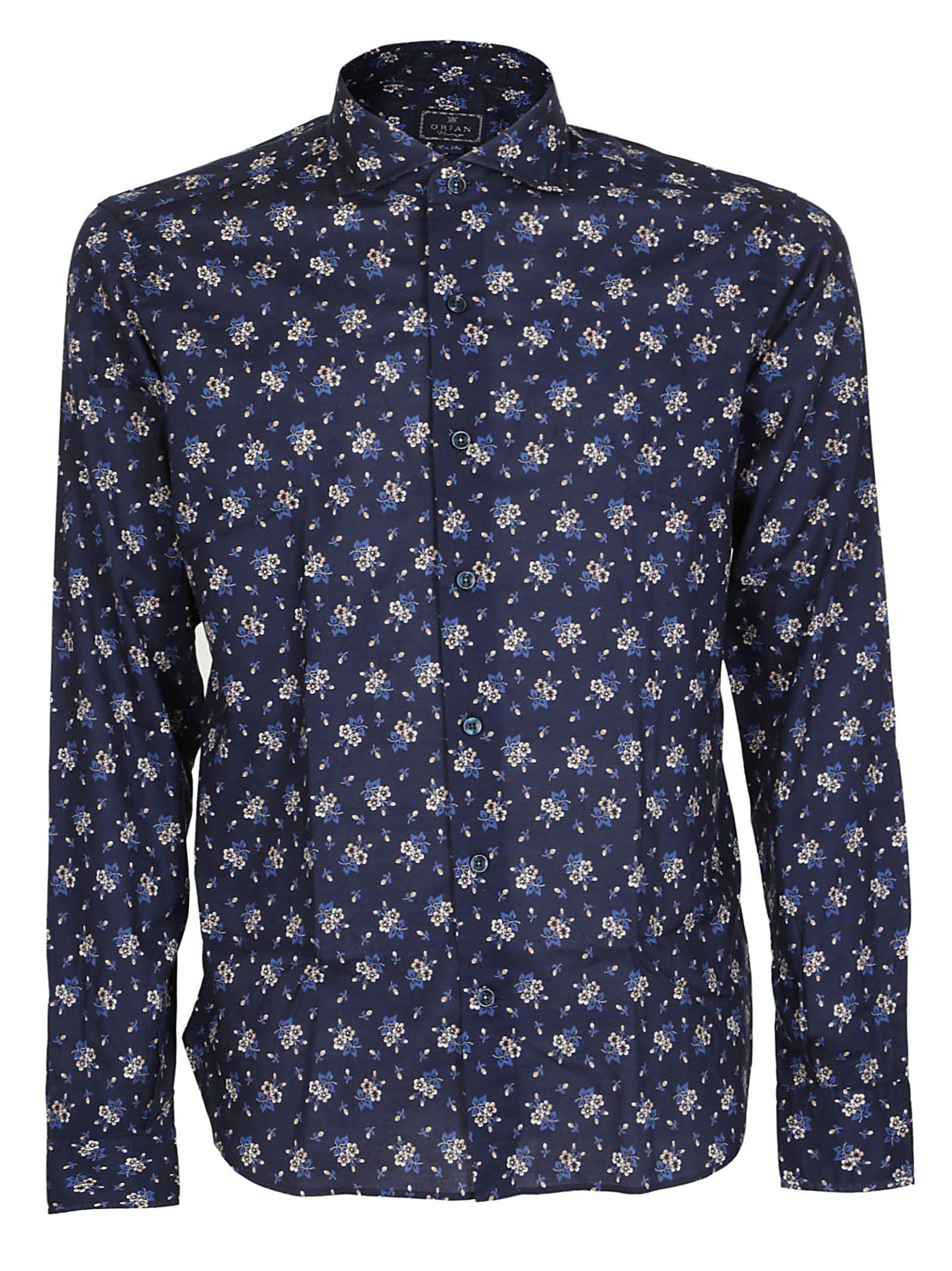 Orian Floral Printed Shirt
