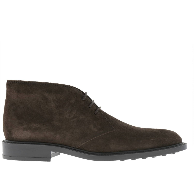 Tod's Chukka Boots Shoes Men Tod's