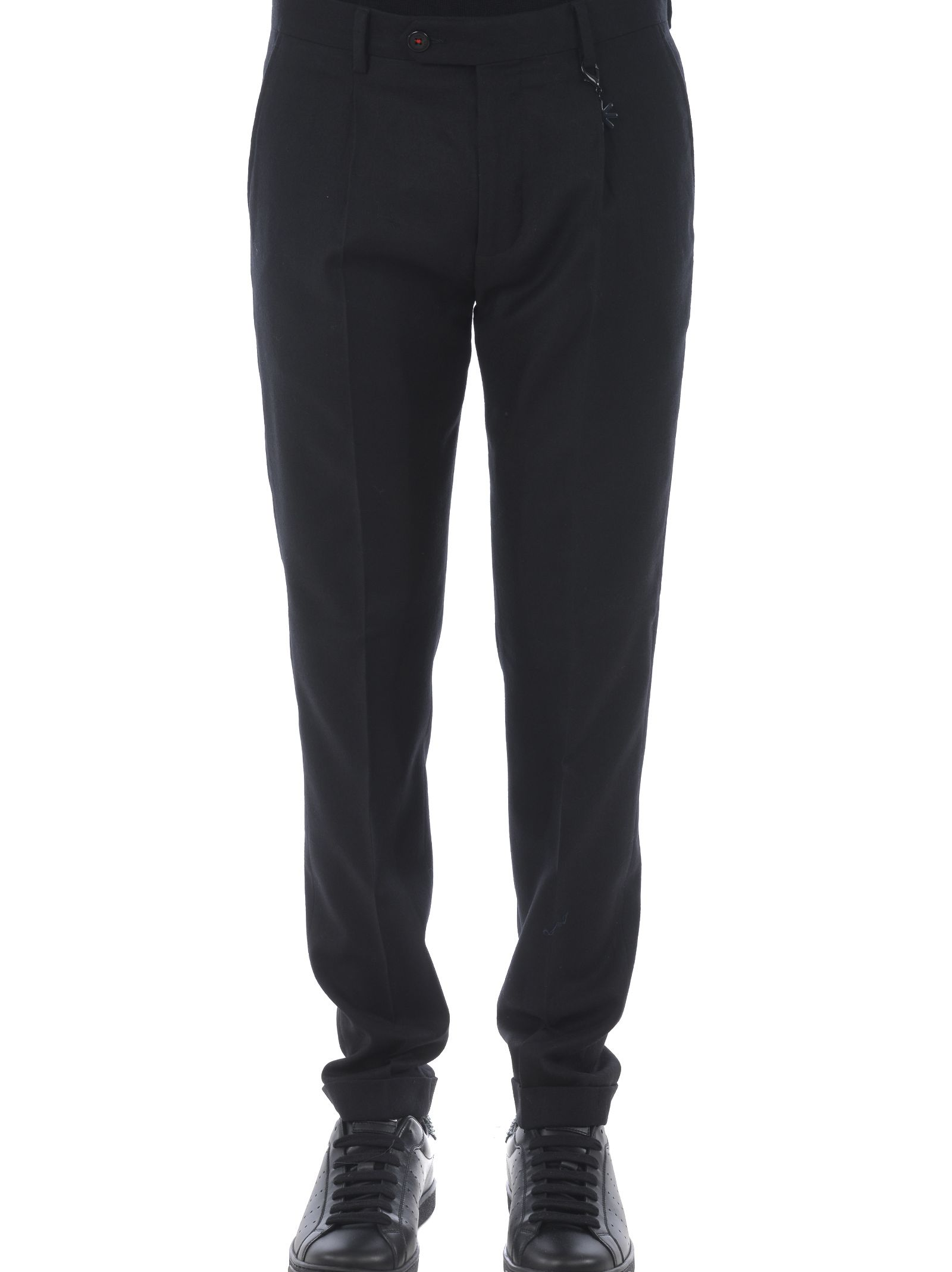 Manuel Ritz Straight Leg Trousers