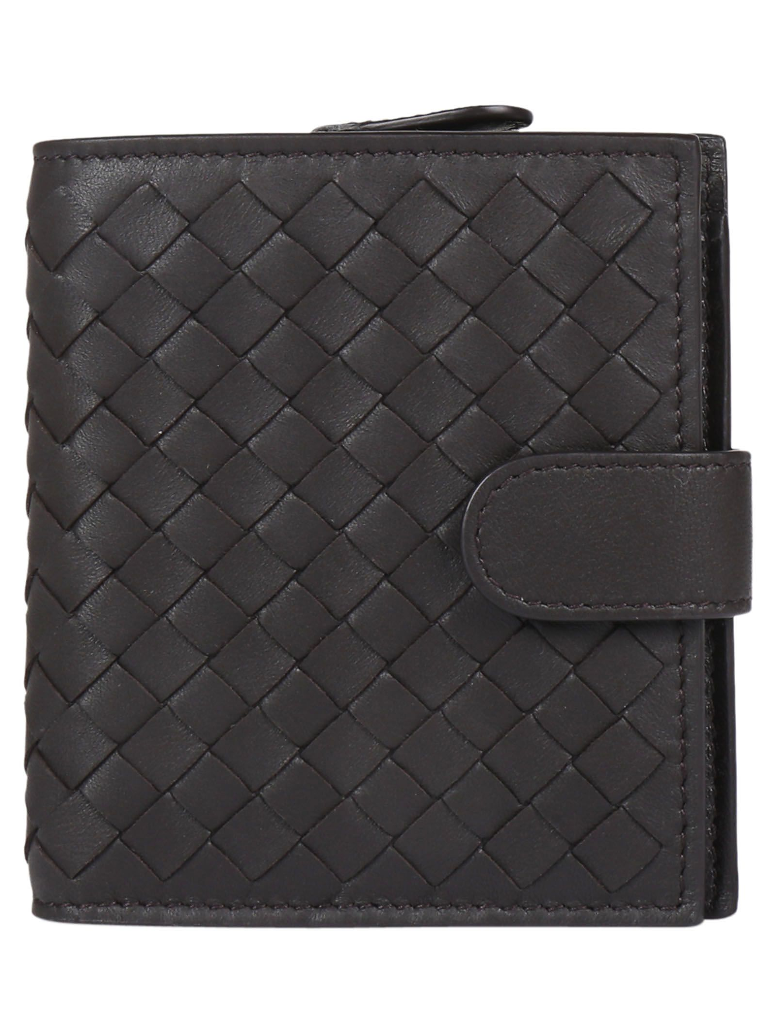 Bottega Veneta Crossbody Wallet