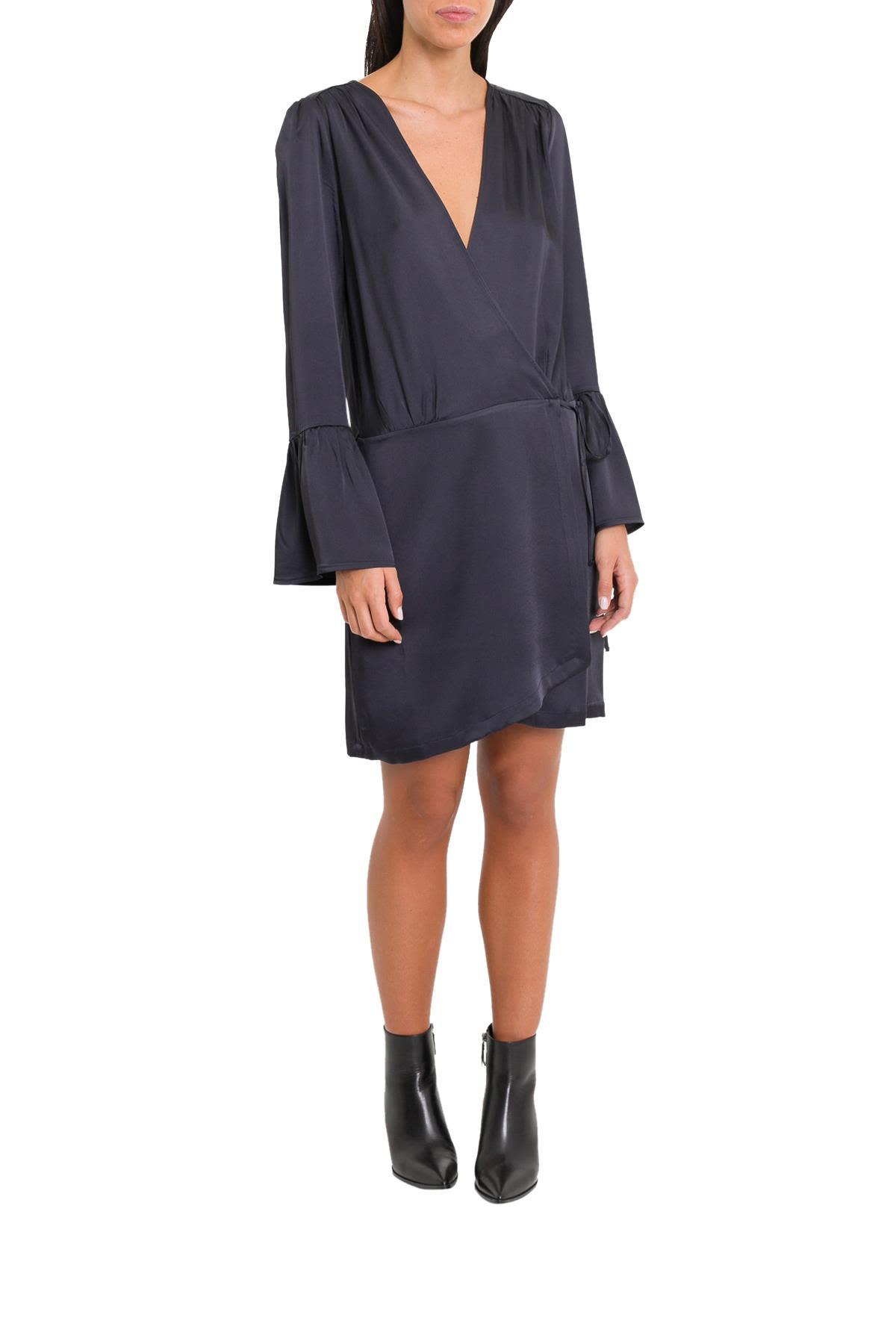 SEMICOUTURE Dress With V-neckline